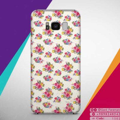 قاب موبایل گلدار دخترانه