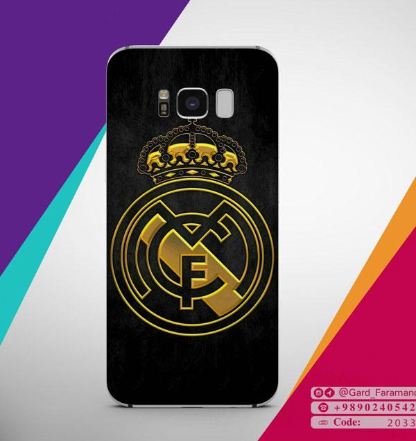 قاب موبایل رئال مادرید