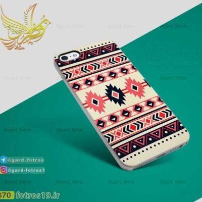 کاور گوشی طرح سنتی اسلیمی