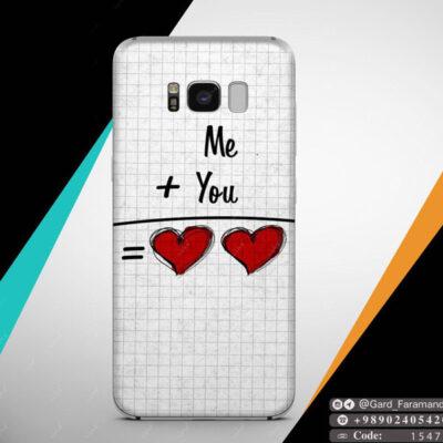 قاب موبایل عاشقانه فانتزی